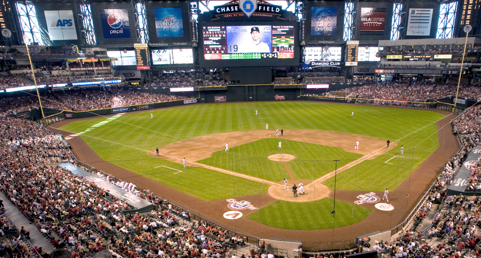 The 2019 Royal Rumble Will Take Place At Chase Field In