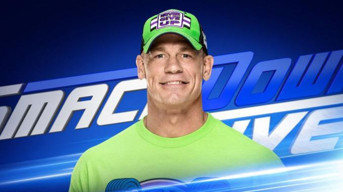 John Cena added to the WWE title match at Fastlane - POST