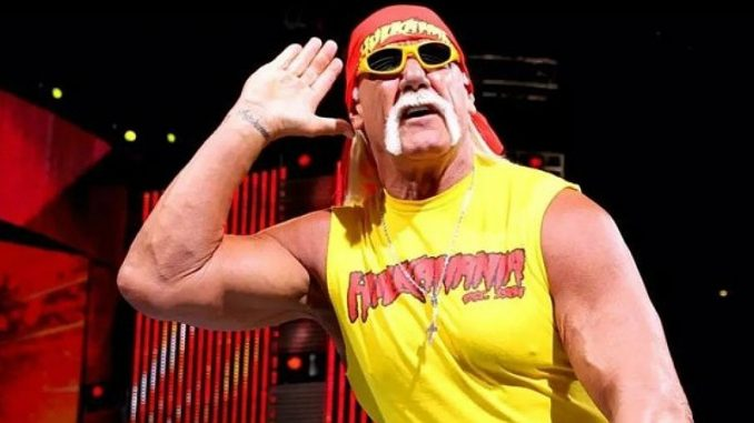 4ae592525bf6d The WWE has issued a statement confirming recent talks with Hulk Hogan