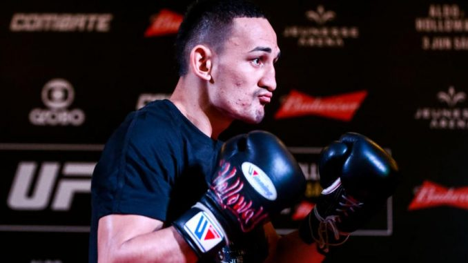Max Holloway Off Ufc 226 Card Due To Concussion Like Symptoms Post