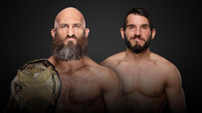 Image result for tommaso ciampa vs johnny gargano