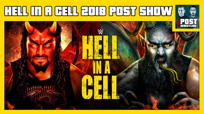 POST Wrestling reviews WWE Hell In A Cell 2018