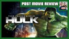 John Pollock & Wai Ting review the MCU film, The Incredible Hulk.