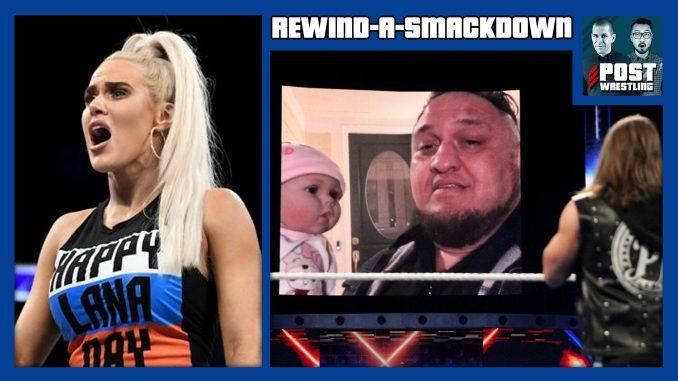 John Pollock & Wai Ting review WWE SmackDown.