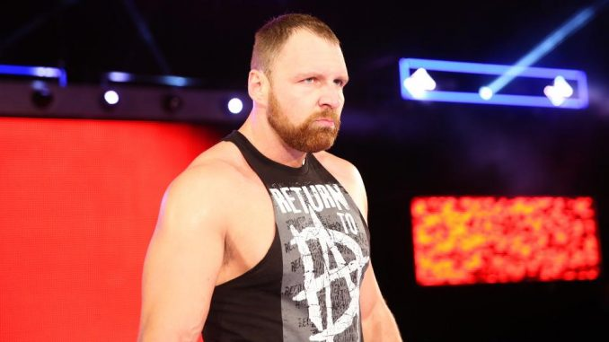 Dean Ambrose returns to Raw