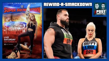 John Pollock and Wai Ting review WWE SMACKDOWN 10/2/18