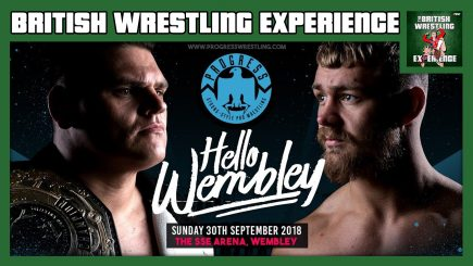 BWE 10/3/18: Progress at Wembley, wXw Tag League, Carlos Romo, WOS Finale