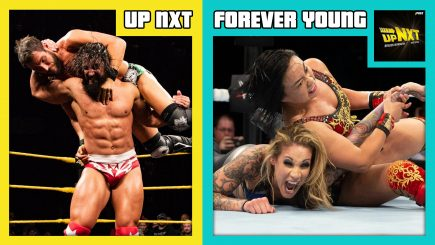 upNXT & Forever Young 10/4/18: Smokey Rooms & Scorpion Kicks