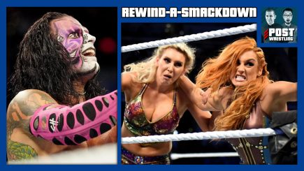 RASD 10/9/18: World Cup Qualifiers, Becky vs. Charlotte, MMC