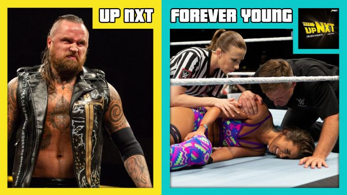 upNXT & Forever Young 10/18/18: Back to Black