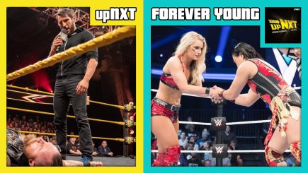 upNXT & Forever Young 10/25/18: Here's Johnny!