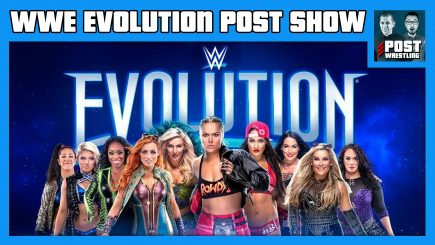 WWE Evolution POST Show w/ John Pollock & Wai Ting