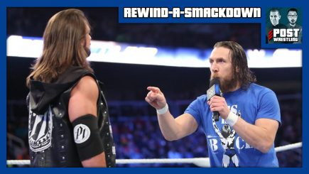 RASD 10/30/18: Daniel Bryan replaced at Crown Jewel, Styles vs. Bryan on TV
