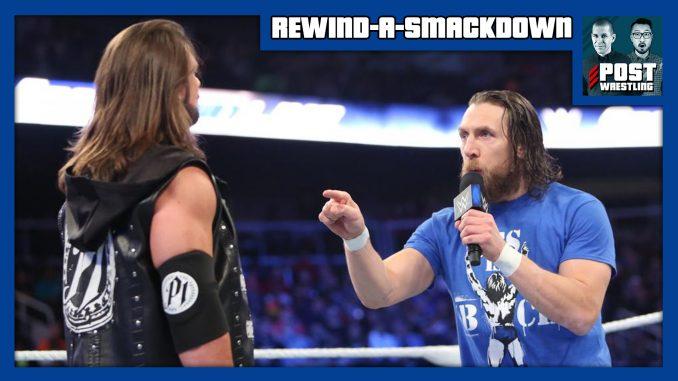 RASD 10/30/18: Daniel Bryan replaced at Crown Jewel, Styles vs. Bryan on TV