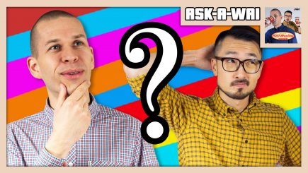 John Pollock and Wai Ting answer their patrons' questions from the POST Wrestling Forum in the November 2018 edition of Ask-A-Wai.