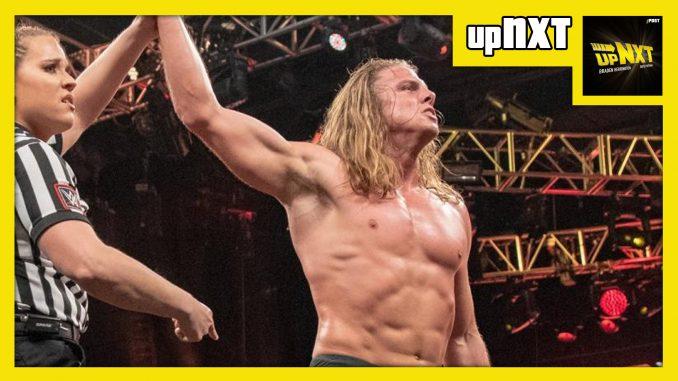 Braden Herrington & Davie Portman chat this week's episode of WWE NXT featuring the debut of Matt Riddle