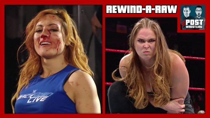 RAR 11/12/18: Bloody Lynch, SmackDown Attacks, Jinder Mauled