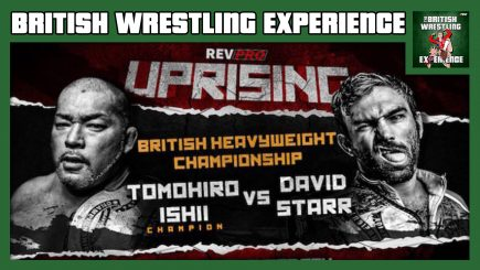 BWE 11/14/18: RevPro Uprising, Progress Ch. 77 & 78, NXT UK