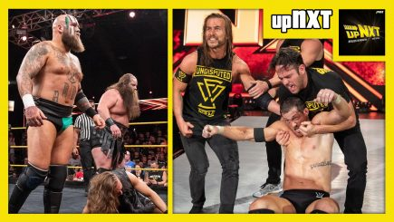 upNXT 11/15/18: War Games Go-Home Show & Predictions