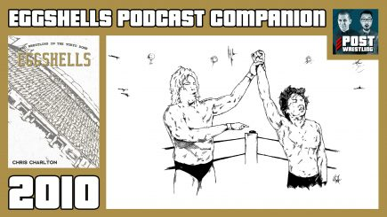 EGGSHELLS Podcast Companion: 2010 w/ Damon McDonald
