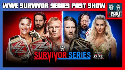 WWE Survivor Series 2018 POST Show w/ John Pollock & Wai Ting