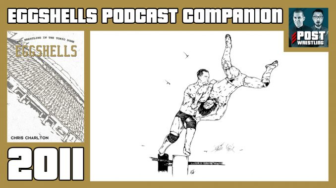 EGGSHELLS Podcast Companion: 2011 w/ Mike Sempervive