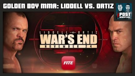 Golden Boy MMA: Chuck Liddell vs. Tito Ortiz POST Show