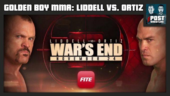 Golden Boy MMA: Chuck Liddell vs. Tito Ortiz POST Show