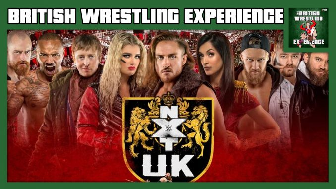 BWE 11/28/18: NXT UK, WALTER, OTT Redemption, EVE She-1, ICW Fear & Loathing