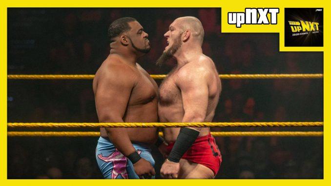upNXT 11/29/18: Big Lads Wrestling