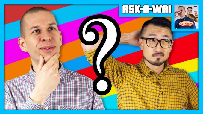 ASK-A-WAI: Ask Us Anything! (December 2018)
