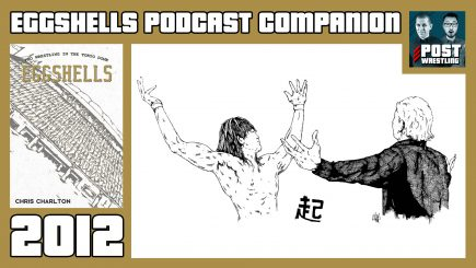 EGGSHELLS Podcast Companion: 2012 w/ Sean Radican
