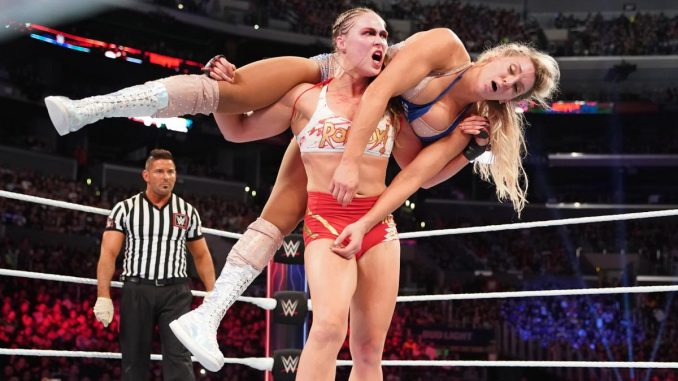 Ronda Rousey Scheduled To Appear On Raw Fallout From Survivor Series Lars Sullivan Being Called Up Survivor Series 2019 Location