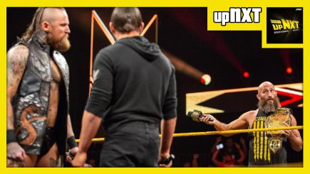 upNXT 12/6/18: Master of Puppets