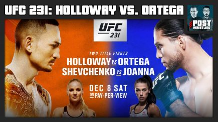 UFC 231 POST Show: Max Holloway vs. Brian Ortega
