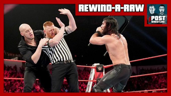 "RAR 12/10/18: Slater, Ladders & Chairs; Rollins says ""Raw sucks""; Wrestle Kingdom 13 card"