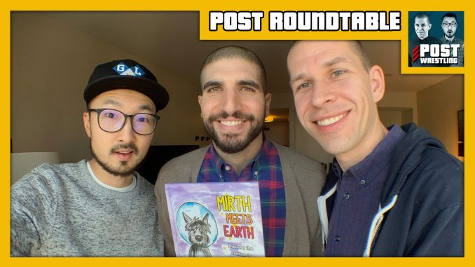 POST Roundtable #7: Ariel Helwani