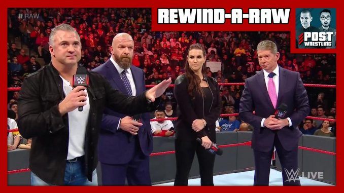 "RAR 12/17/18: Vince McMahon's big announcement, Raw's ""Fresh Start"""