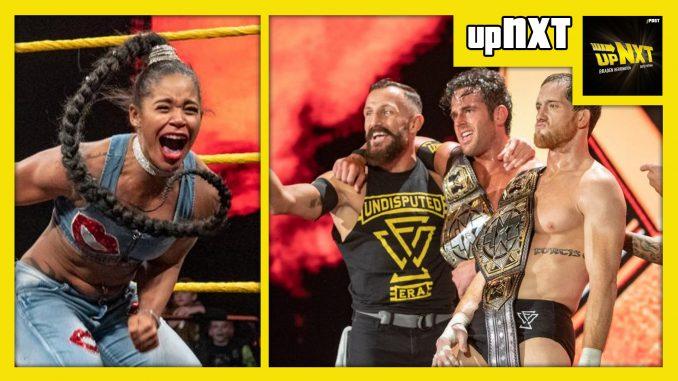 upNXT 12/27/18: Wrestling Day