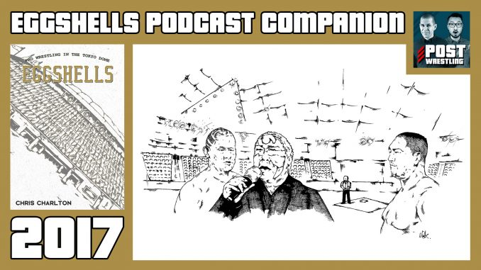 EGGSHELLS Podcast Companion: 2017 w/ Michelle Cain