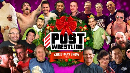 The POST Wrestling Christmas Show 2018