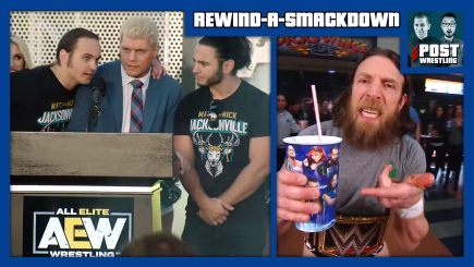 RASD 1/8/19: AEW Rally & News, Merchandise controversy, SmackDown review