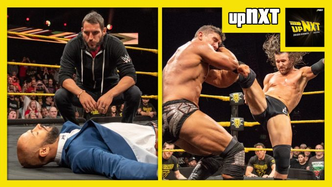 upNXT 1/10/19: Johnny Want The Smoke?