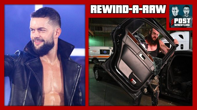 RAR 1/14/19: Braun Strowman replaced at Rumble, New IC champion