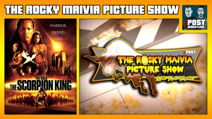 TRMPS #1: The Scorpion King (2002) w/ Brian Mann