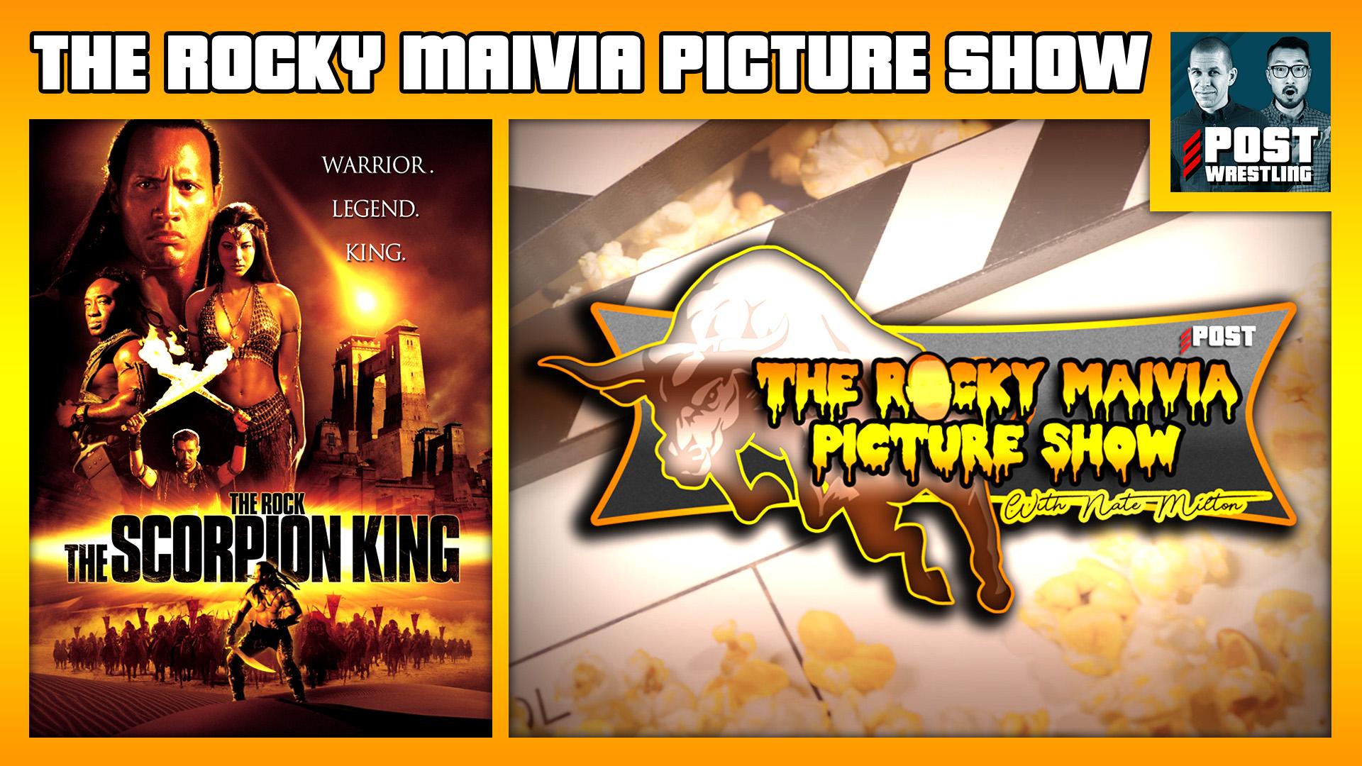 Trmps 1 The Scorpion King 2002 W Brian Mann Post Wrestling