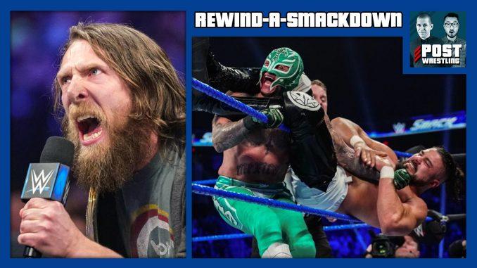 RASD 1/22/19: Rey vs. Andrade, Bryan-Styles faceoff, XFL TV talks