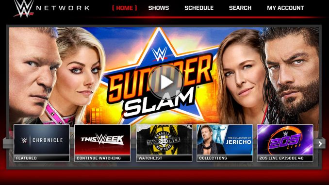 POLLOCK'S NEWS UPDATE: WWE signs with Endeavor Streaming