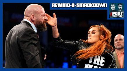 RASD 2/5/19: Becky slaps HHH, injury news, WWE returns to Saudi Arabia