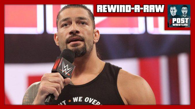 RAR 2/25/19: Roman Reigns is back, Ric Flair attacked